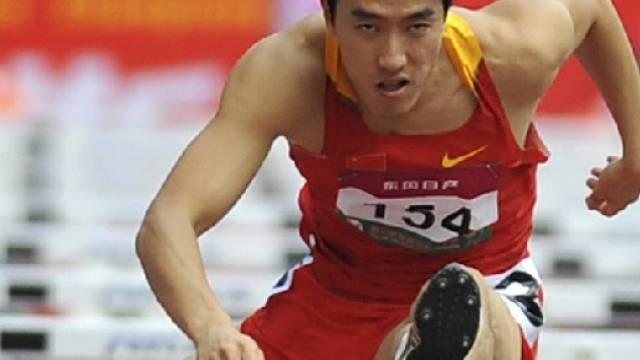 Liu Xiang gibt sein Comeback