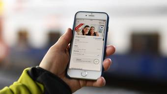 ZVV Ticket-App mit Check-in-Funktion