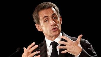 Ex-Staatschef Nicolas Sarkozy möchte nochmals Präsident werden – und hat gute Chancen.Christophe Ena/AP/Keystone