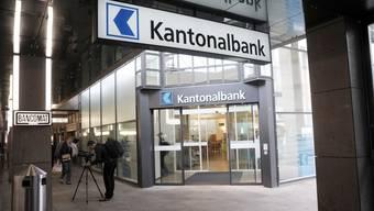 Filiale der Aargauischen Kantonalbank in Baden (Archiv)
