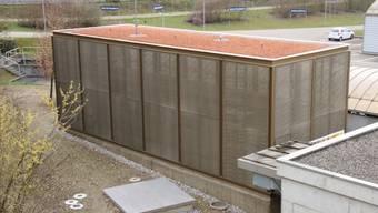 ARA Laufäcker verfügt über eine Aufbereitungsanlage für Biogas