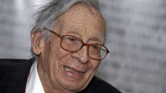Der am Freitag verstorbene Schriftsteller Tavares Rodrigues