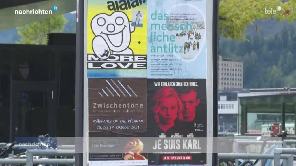 Nach Genf: Soll auch Stadt Luzern Werbeplakate verbieten?
