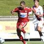 Auf Goran Antic (links) und den FC Baden wartet mit Delémont ein schwieriger Gegner.