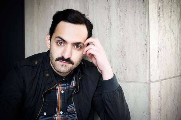In Oberengstringen aufgewachsen - Heute steht Alreza Bayram für Homeland vor der Kamera