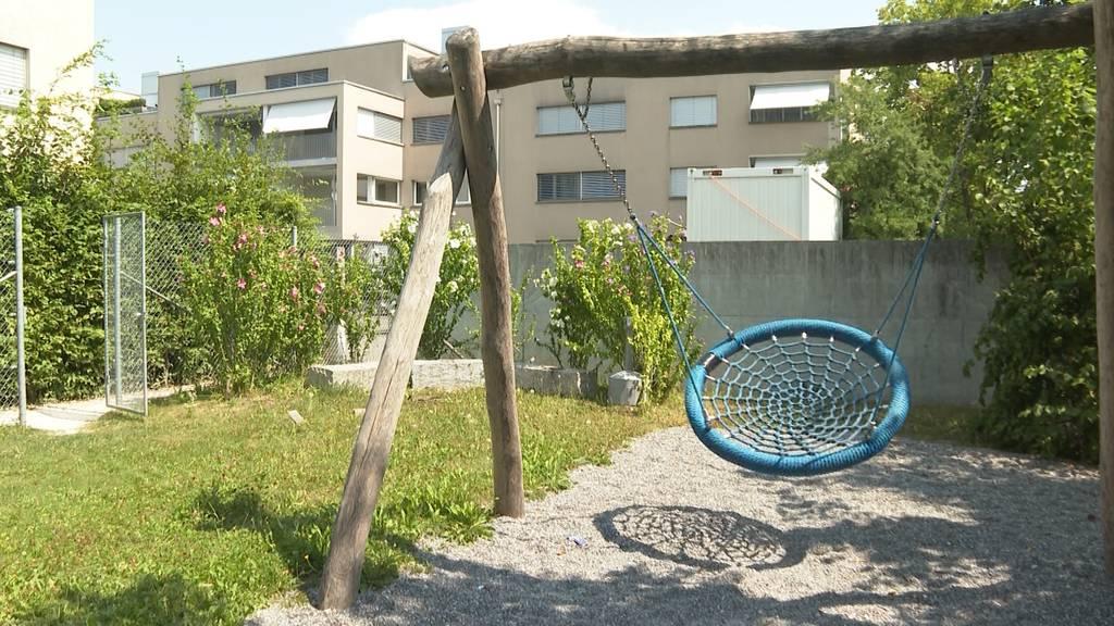 Securitas sorgen auf Spielplatz in Buchs (AG) für Ruhe
