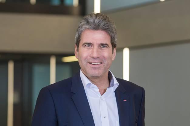 SBB-Personalchef Markus Jordi musste in Quarantäne arbeiten. Jetzt trifft er Gäste aus Wien und Paris.