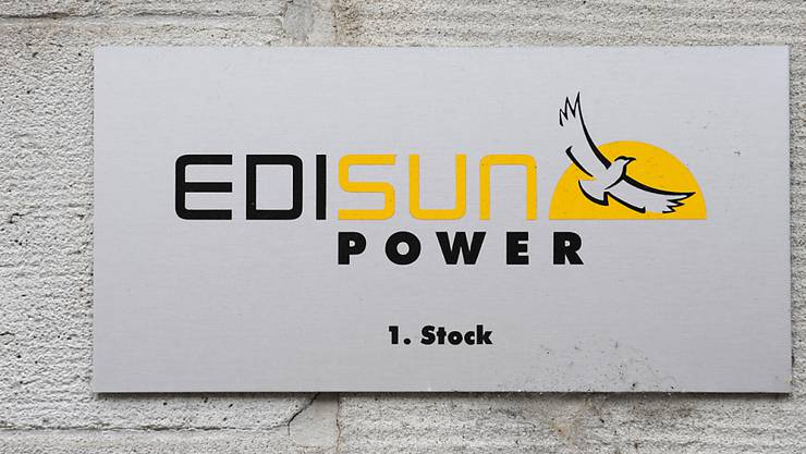 Edisun Power hat im vergangenen Jahr zum zweiten Mal in Folge schwarze Zahlen geschrieben.
