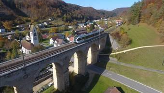 Jene, die das Referendum gegen den GLA ergriffen haben, fokussieren auf die Stilllegung der S-Bahnlinie 9, das sogenannte Läufelfingerli, per Ende 2019.