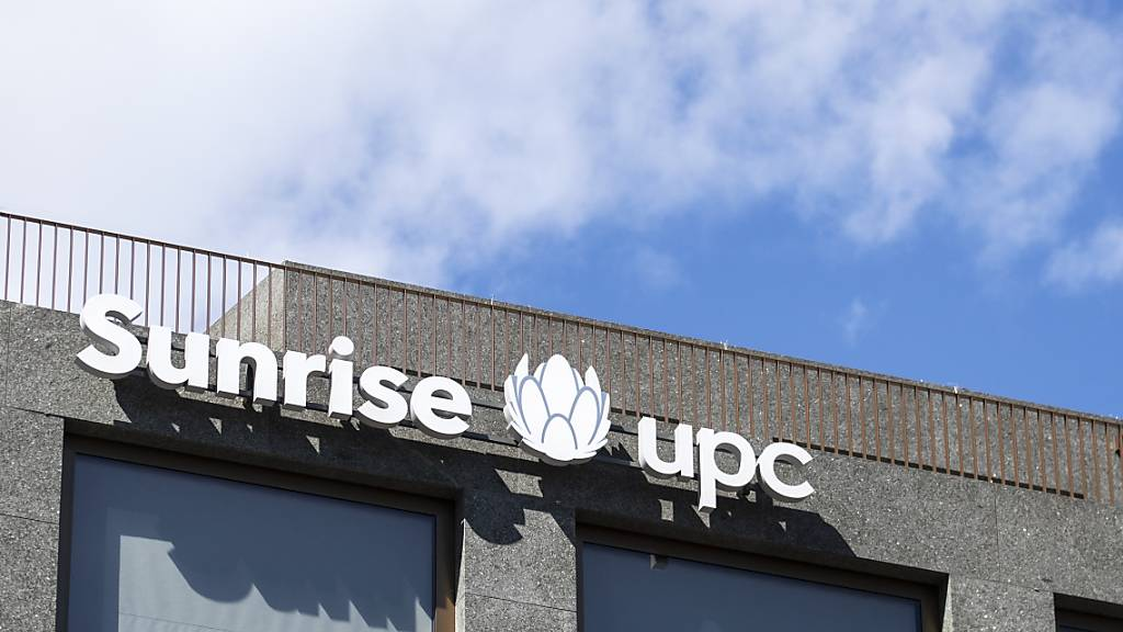 Sunrise UPC gewinnt im zweiten Quartal weitere Kunden dazu