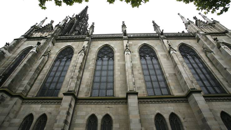 Elisabeth Ackermann, Martina Bernasconi und Baschi Dürr werden in der Elisabethenkirche diskutieren.