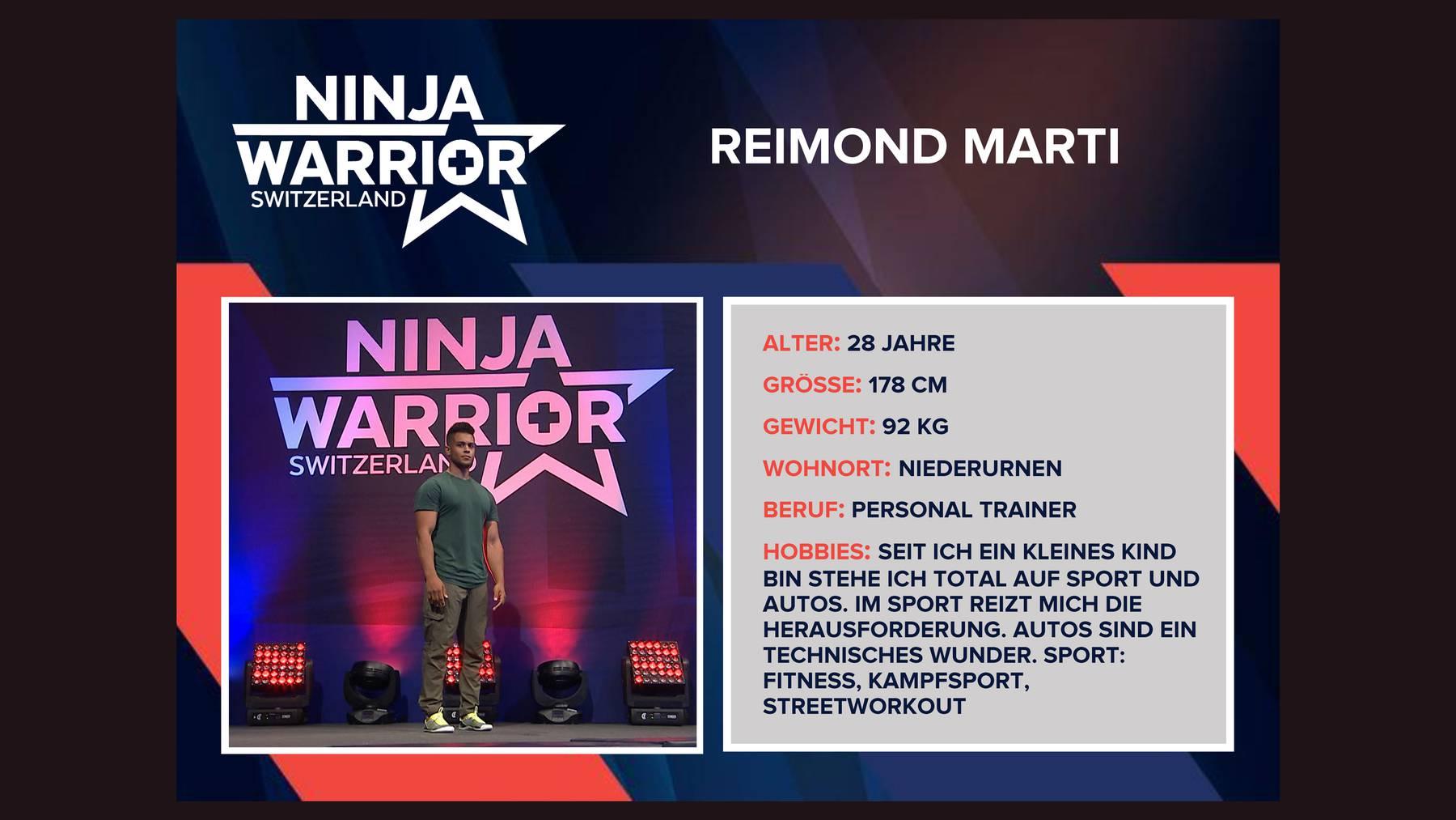Reimond Marti