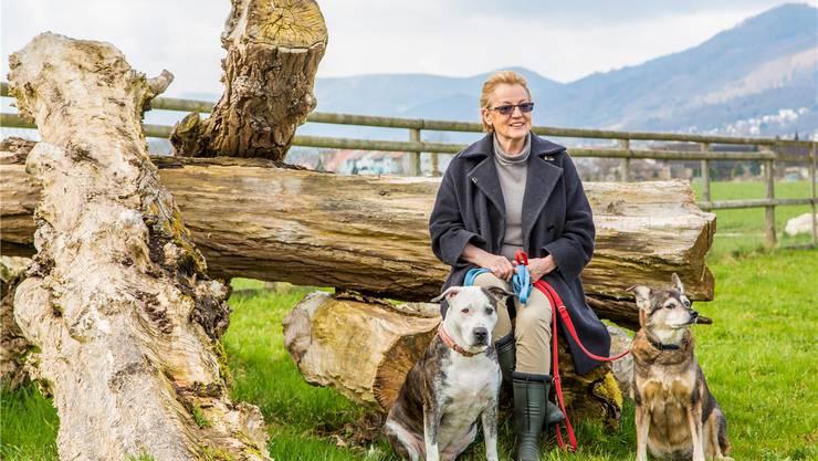 Susanne Klein lebt und arbeitet im Tierdörfli – sieben Tage pro Woche, Tag und Nacht. Aufhören ist für sie noch überhaupt kein Thema.
