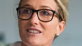 Susanne Hochuli, Regierungsrätin