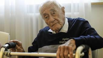 David Goodall ging an Auffahrt 104-jährig aus dem Leben.