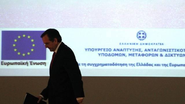 Droht Samaras Kabinett an den Forderungen der Troika auseinanderzubrechen?