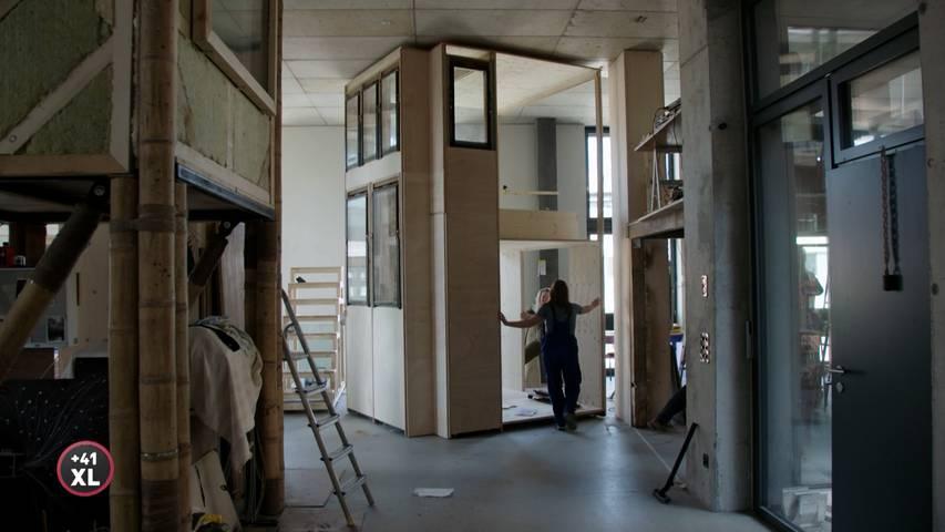 «+41 XL»: Ausgefallene Wohnformen