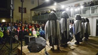 Höflisingen an der Solothurner Fasnacht 2018