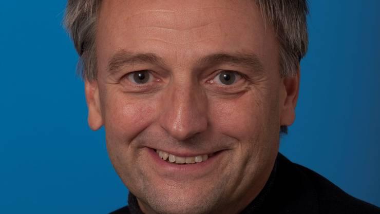 Der neue Verwaltungsratspräsident der Regionalen Verkehrsbetriebe Baden-Wettingen (RVBW), Lorenz Höchli.