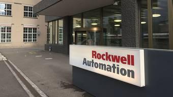 Die Firma Rockwell Automation schliesst die Produktion in Aarau. (Archiv)