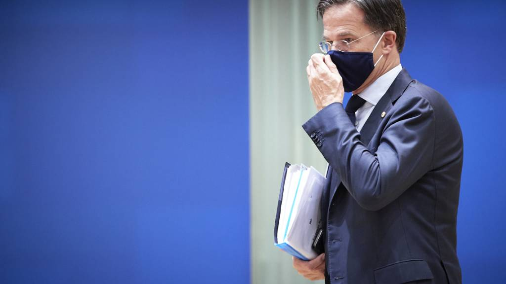 Niederlande im «Teil-Lockdown»: Gaststätten zu und Maskenpflicht