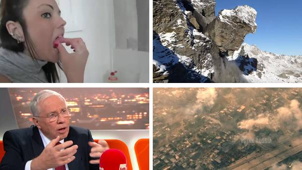 Gewaltig, irritierend, faszinierend: Die Videos der Woche.