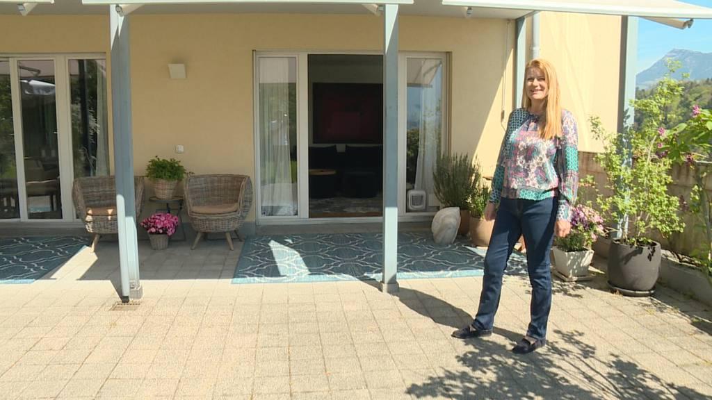 Simone (59) zeigt «ihres Dihei»