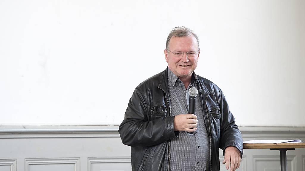 Politologe Claude Longchamp (Bild) geht davon aus, dass für Regula Rytz das Rennen um einen Bundesratssitz gelaufen ist. (Archivbild)