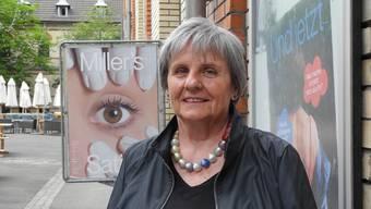 Ruth Rüfenacht Boller aus Birmensdorf ist Regieassistentin und Ensemblemitglied beim «Senior Lab» vom «Miller's».