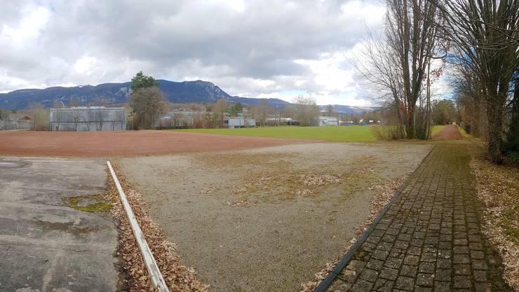 Sportplatzanlagen der Kanti