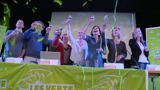 Grüne trotz Wahlniederlage optimistisch