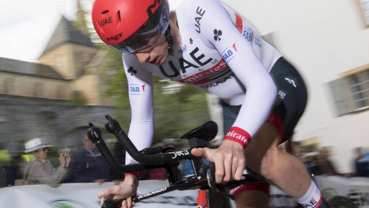Der Ostschweizer Tom Bohli verpasste den Sieg im Prolog der Tour de Romandie erneut nur knapp und wurde Dritter