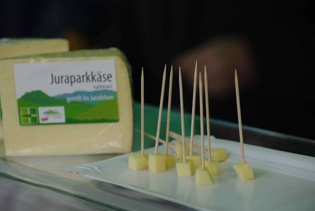der Jurapark-Käse ist inzwischen zertifiziert