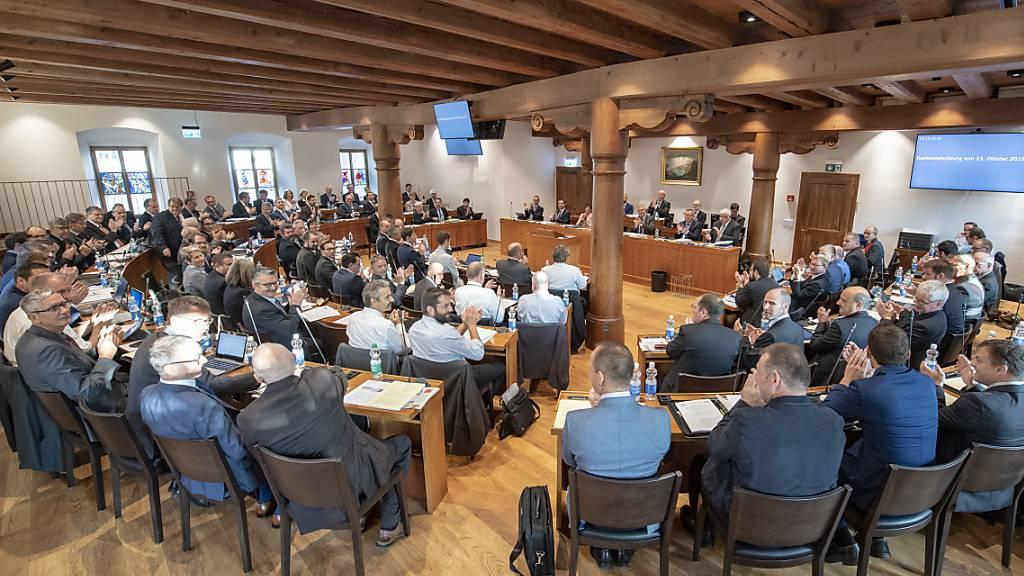 Das vom Schwyzer Kantonsrat ausgearbeitete Transparenzgesetz genügt nicht vollumfänglich der Verfassung. (Archivaufnahme)