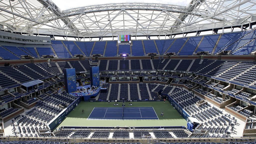 Organisatoren der US Open hoffen immer noch auf Austragung