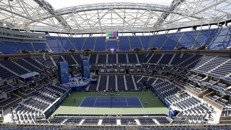 Die US Open stehen nach wie vor im Tennis-Kalender
