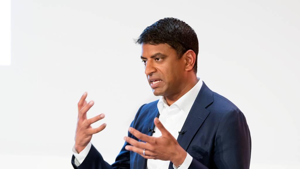 CEO der Novartis erhält über 10 Millionen Franken
