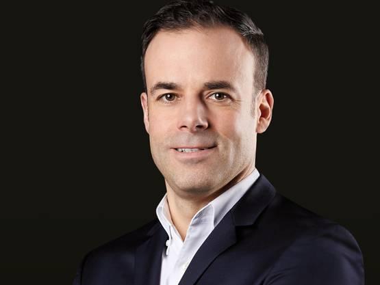 Jérôme Gilg, 45, leitet Manor seit Anfang 2019.