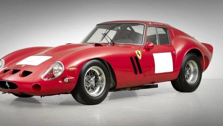 Das Ferrari-Modell 250 GTO hat nun per Gerichtsbeschluss Kunstwerk-Status. (Archivbild)
