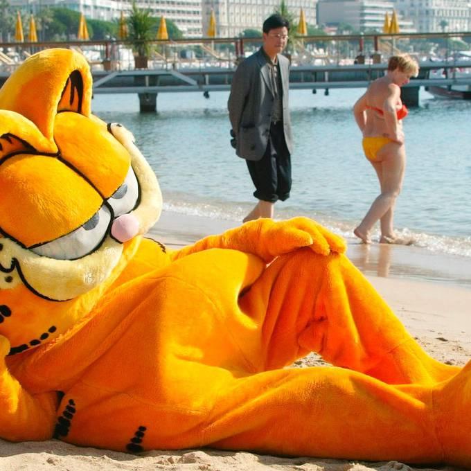 Ist Garfield ein schlechtes Vorbild?
