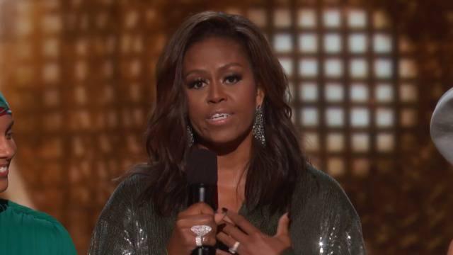 Michelle Obama: «Musik hat mir immer geholfen, meine Geschichte zu erzählen.»