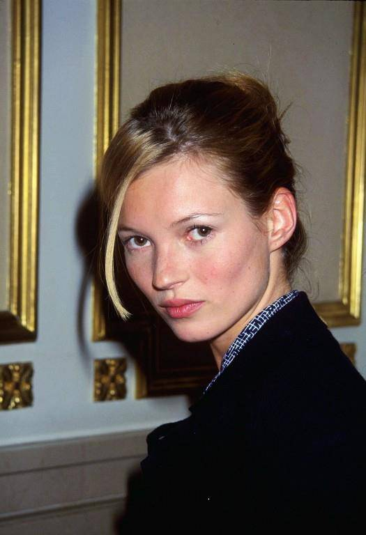 Die umwerfende Kate Moss (© Getty Images)