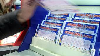 Der Riesenjackpot von 158 Millionen Euro ist geknackt (Symbolbild)