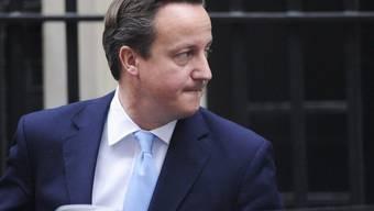 Abstimmung verloren: Der britische Premier David Cameron (Archiv)