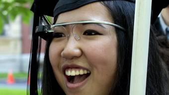 Einschränkungen für Computer-Brille Glass (Symbolbild)