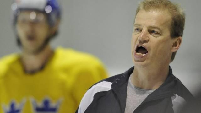 Bengt-Ake Gustafsson hat beim ZSC noch einiges zu tun, bis sich der Traditionsverein stabilisieren wird.