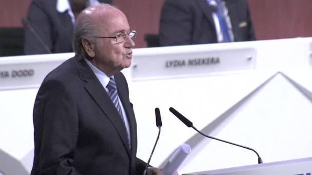Vor ihm zittern die FIFA-Funktionäre