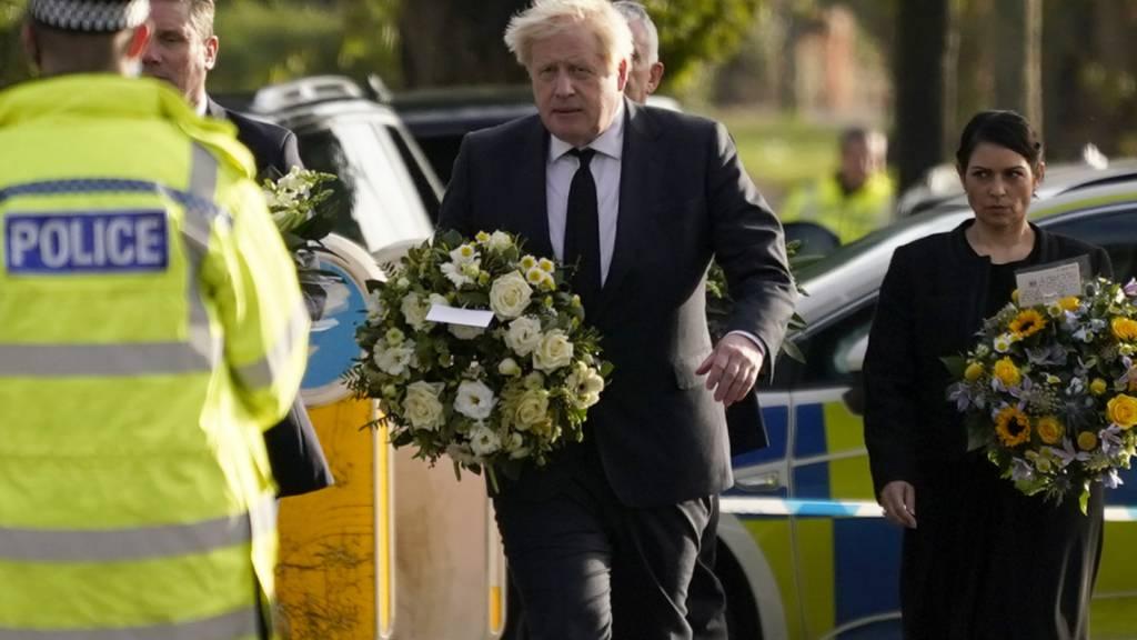 Attentat auf Tory-Abgeordneten löst Debatte über Sicherheit aus