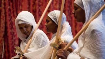 In der reformierten Kirche Schlieren finden Gottesdienste der eritreischen Migrationskirche statt.