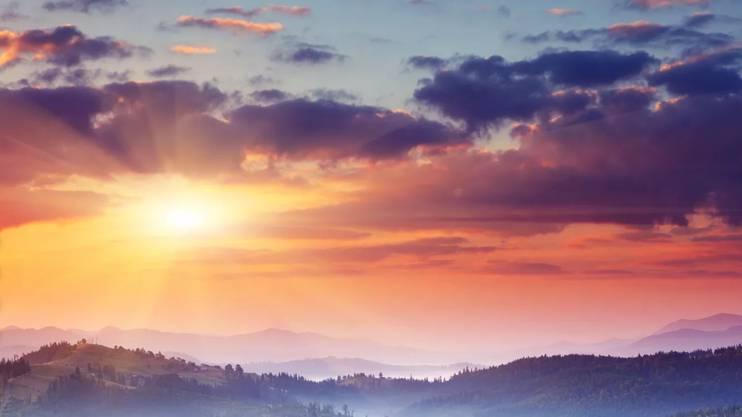 Das Heil kommt von Osten: Morgenröte, Altgermanisch Austro.